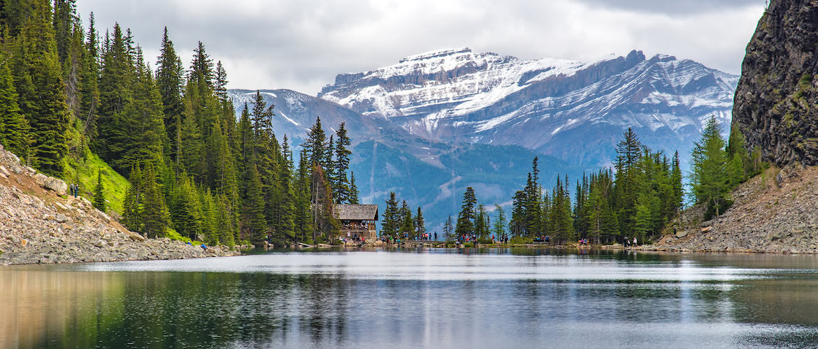Banff In Summer: How to Escape the Crowds